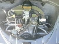 1958 beetle Engine