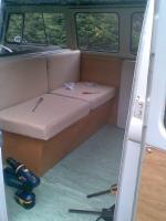 Custom interior redo