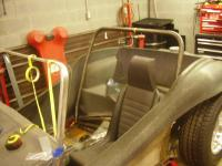 Roll Cage for Lithis Buggy