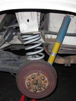 Go Westy 2wd Lift Springs