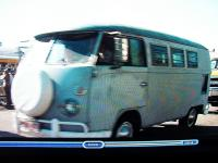 Split panel camper in 2011 movie Super 8.
