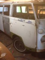 Funky green for the Kombi