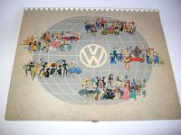 1959 Volkswagen Calendar