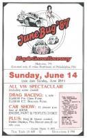 June Bug 87 poster
