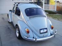 1967 Zenith Blue Beetle (rear)