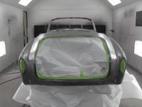 My 66 Ghia Vert