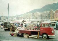 1965 Summer in Norway and Denmark