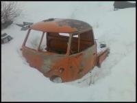 Forgotten single cab