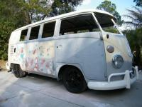67 kombi body work