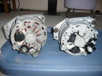 86 wbx alternator
