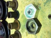 Big Nut Generator pulley misc