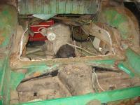 Ghia luggage pan