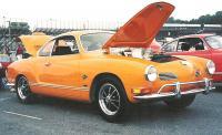 '70 Ghia GTV coupe