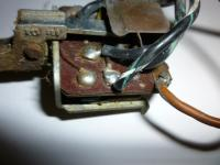 58-59 Ghia turn signal switch wiring