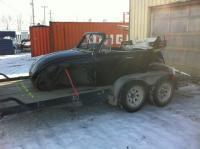 78 Super Beetle Convertible ( Black Pearl )