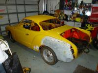 Chip's 74 ghia coupe restoration