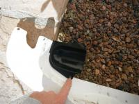 25hp 36hp fuel pump tin and rear breast plates
