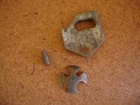 1960 Beetle door handle parts