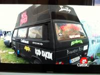Metal Van