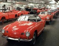 VW factory shot