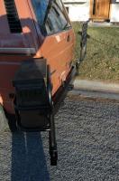 custom bumper w swingouts