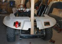 Dune Buggy Golf Cart Project 2.19.12
