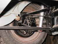 Barndoor lowering