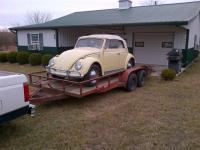 Meet my '63 drop top!