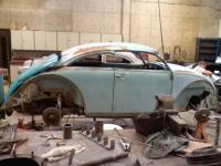 72 Choptop Fastback Project
