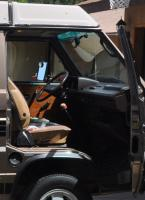 wood westy interior