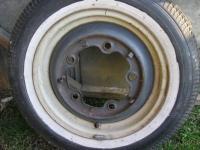Original Paint VW Beetle Smoothie Wheel