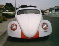 Brian's Chopped, Suicide Doored, Right Hand Steer 56 Rag Top Bug