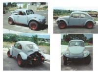 Stolen 1968 Baja Bug Tucson, AZ