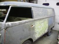 1960 panel bodywork