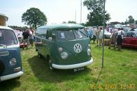 Nice original van.
