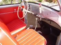 1957 Polar Silver - Red