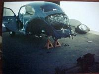 67 bug w/fenched visor, tailights and 1835 before