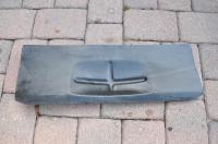 Spare tire panel