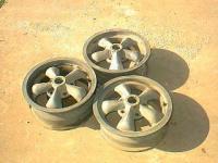 early porsche torque thrust D wheels