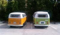 1971 VW Bus Deluxe
