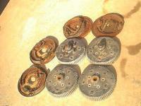 early porsche brakes