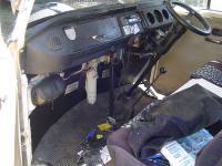 Rubbish kick panels reupholstered