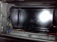 Vanagon aux battery box
