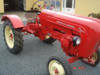 porsche 1 cylinder p111 tractor