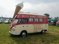 Icecream bus