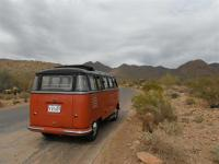 1955 Barndoor Deluxe - Cruise over to the local hiking trail
