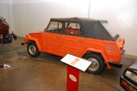 My '73 Thing in the California Auto Museum in Sacramento