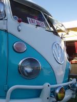 Doka with trailer