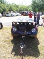 Fisher Buggies drag car