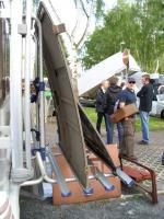 NOS Barndoor Decklid & NOS Barndoor Panel Cargo Doors